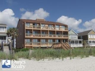 Ocean Front Condo for Rent by Owner, Surfside Beach