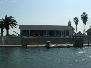 Rockport Canal Home with Dock