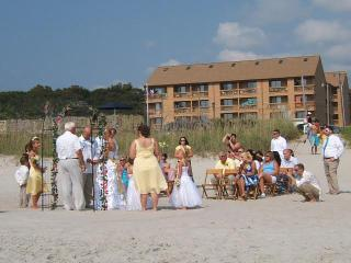 OCEAN FRONT&VIEW 200'TO BEACH NR SPRING MAID HOTEL, Myrtle Beach