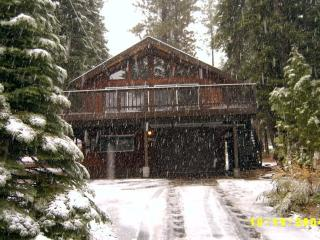 Sondre Norheim Favorite North Lake Tahoe Ski Cabin, Carnelian Bay