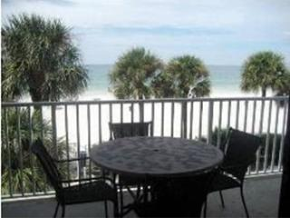 Has it All !!!! - Sand Castle II End Wrap Balcony, Indian Shores