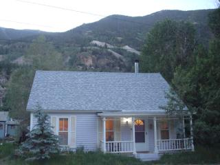 CLEAR CREEK COTTAGE IN SILVER PLUME, Georgetown