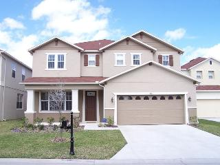 Luxury 5 Bed Florida Villa with Pool, Spa & Games, Davenport