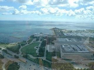 3bd/2.5bath Stunning Views of the Lake and City, Chicago