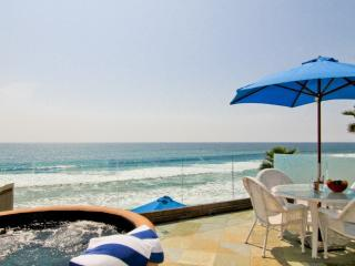 Gorgeous Beachfront Mansion on the Sand P3371-X, Oceanside