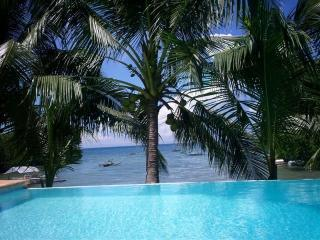 Luxe beach villa with private pool, Argao