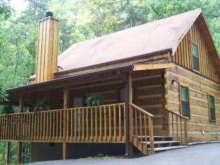 Real Log Cabin in the Smokies,Near Dollywood!!!!!!, Sevierville