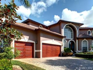 GERANIUM of MARCO - Upscale Estate Fit for a King, Marco Island