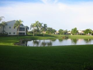Lake and golf course views, Fort Myers