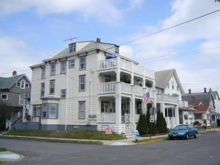 Summer Beach Rental has Private Deck w/ Ocean View, Ocean Grove