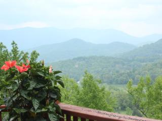 5-Stars Vacation Home! Romantic Luxury Cabin w/ Beautiful Views!, Hayesville