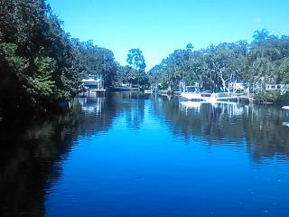 Riverfront/Gulf Access 2 Bedroom Cottage 2100 sf, New Port Richey