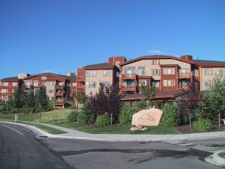 Park City Large 2BR/2.5BA with Loft, Great Views