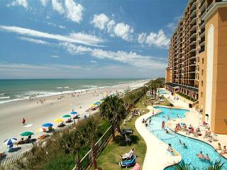 Awesome 3/3 oceanfront at Island Vista Resort!, Myrtle Beach