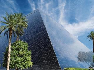 Incredible Luxor Hotel and Casino, Las Vegas, NV