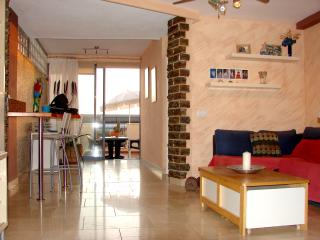 Beautiful 2 Bedroom Apartment With Ocean View, Palm-Mar