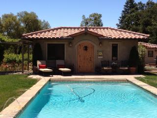 Stay Among the Vines in a Converted Wine Cellar!, Santa Ynez