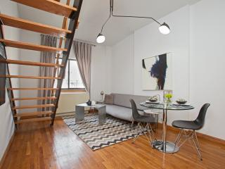 455-5D Duplex with terrace at Times Square, New York City