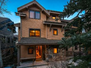 Downtown Park City 3-Bedroom Townhome at Portico