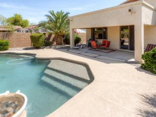 Relaxing 3BR Goodyear House w/Private Swimming Pool, Gas Grill & Wifi - Easy Access to Golfing, Restaurants, Sporting Events & More!