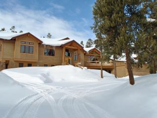 Don't miss out on all this Snow! Luxurious 4BR Sapphire Lodge in Breckenridge w/ Hot Tub - Includes 1,000 Sq. Ft. Indoor Basketball Court w/Foosball & Ping Pong Table!
