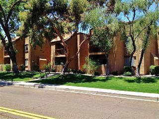 Relaxing 1BR Resort-Style Scottsdale Condo w/Private Balcony & Complex Pool Access - Conveniently Located 15 Minutes from Old Town Scottsdale!