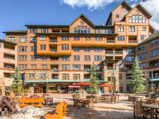 Enjoyable 1BR Ski-In/Ski-Out Condo in Winter Park w/Fireplace, New Furnishings & Stunning Views - Steps from the Base Village & 45 Minutes to Grand Lake!