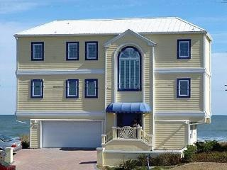 Water's Edge is a Luxury OCEANFRONT Beach House, Saint Augustine