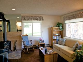 AFFORDABLE- Large 1 Bedroom Townhouse at Ski Area, Steamboat Springs