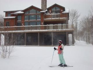 Skiing in/out at Bretton Woods is such a treat !!!, Whitefield