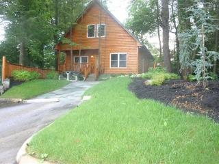 5 Star cabin with pool directly on the Parkway!, Gatlinburg