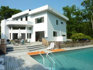4BR/3Bth contemporary house located in the Springs, East Hampton