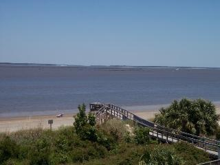 Beautiful 3rd floor view - The Crowsnest, Tybee Island