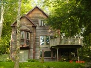 Waterfront vacation home--fully equipped, Liberty