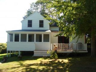 Gracious secluded home on the Point, Westport