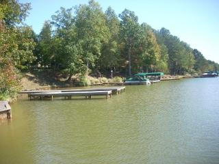 Lake Oconee from our private dock