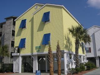 Just Chillin Ocean Front Vacation Rental Home, Surfside Beach