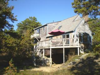 Wellfleet:  3 Bedroom Contemporary Cape