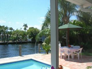 VILLA MAR on Private Island w/ Private Beach Wow!, Lauderdale by the Sea