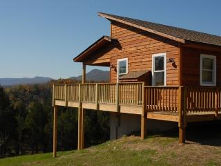 Gorgeous Riverfront Cabin with Hot Tub, Rileyville