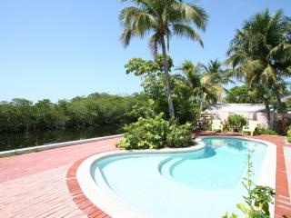 Key West Waterfront Home With Pool (Monthly Only)