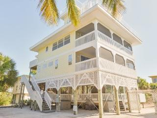 Serendipity- incredible Gulf of Mexico Views!, Captiva Island