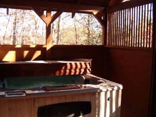 Faith log cabin with free Wi-Fi close to Dollywood, Pigeon Forge