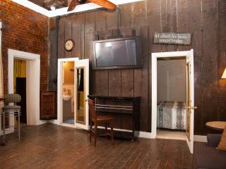 Best combo of price and location.  1 BR for groups, New Orleans