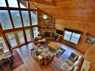 BUCKHORN RETREAT Breathtaking Mt. Leconte Views, Sevierville