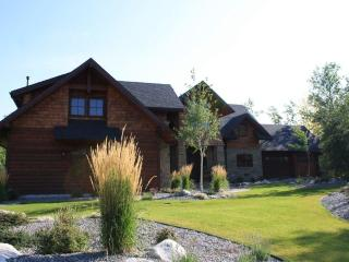 Custom two-story vacation home rental, Red Lodge