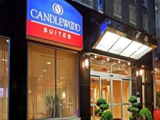Chic Candlewood Suites New York City- Times Square