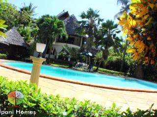 Upani in Diani Holiday home in Coast Province, Diani Beach