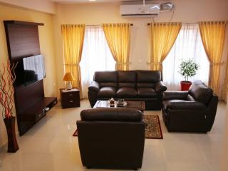 Teresa Plaza luxury Serviced Apartments, Kottayam