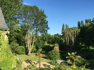 Loire Valley Double Room with Garden View, Tours